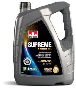 Petro–Canada Supreme Synthetic 5W-30 API SN